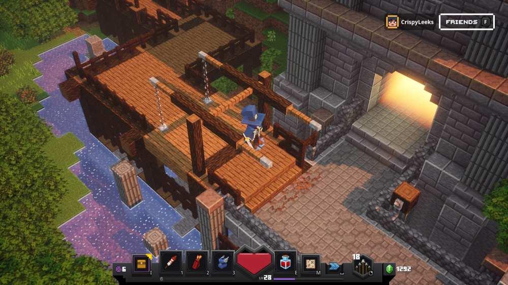segreti del campo sotterraneo di Minecraft
