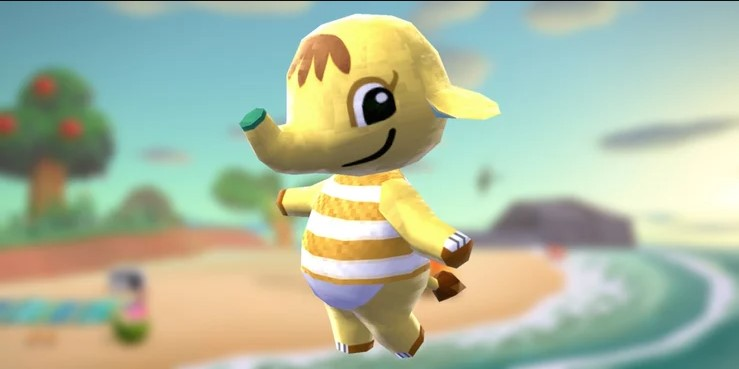 animal crossing new horizons snooty personality