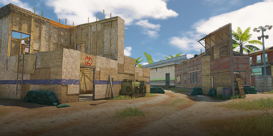 firing range, iconic call of duty maps