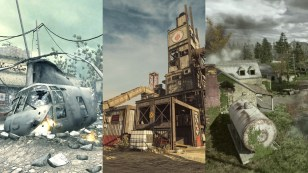 iconic call of duty maps