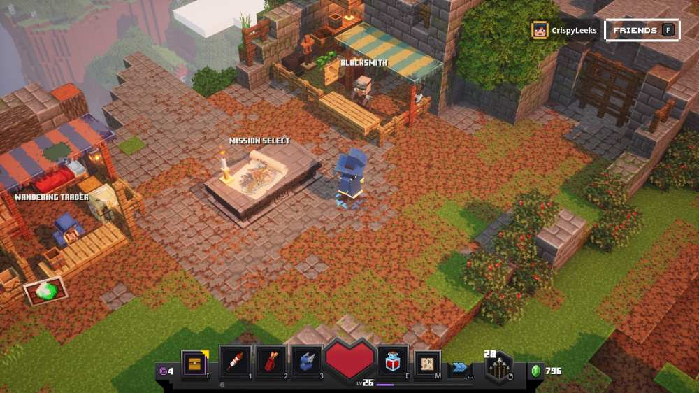 Minecraft Dungeons Smaragde