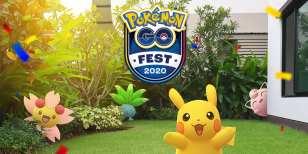 Pokemon GO Fest 2020