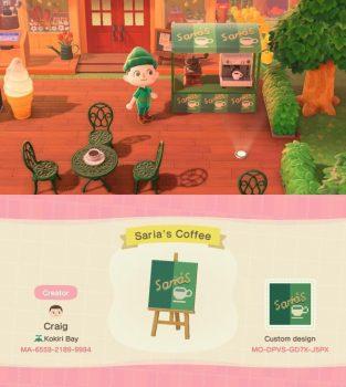 Saria's Coffee Stall