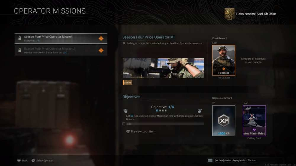captain price skins, tier 100, warzone, modern warfare