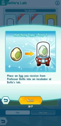 Hatching Eggs Tutorial (Step 3 of 7)
