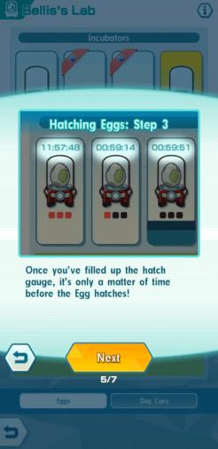 Hatching Eggs Tutorial (Step 5 of 7)