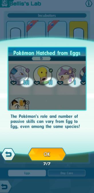 Hatching Eggs Tutorial (Step 7 of 7)