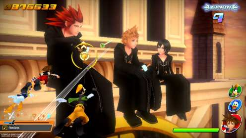 Kingdom Hearts Melody of Memory (12)