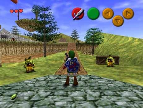 Zelda Legend of Peach
