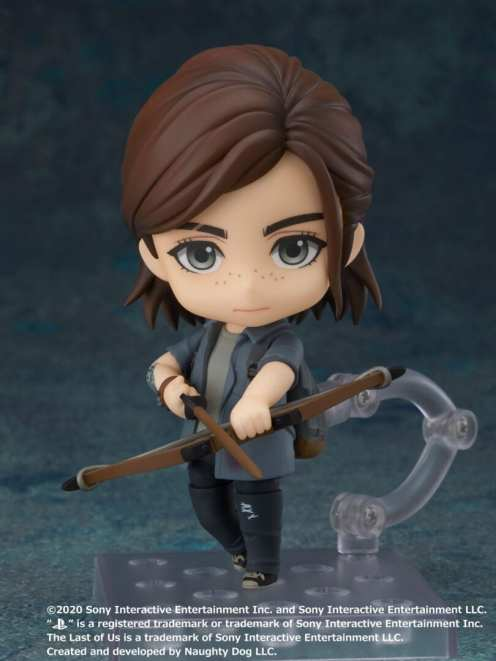 Last of Us Part II Nendoroid Ellie (1)