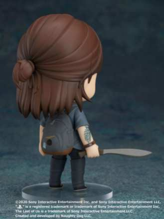 Last of Us Part II Nendoroid Ellie (5)