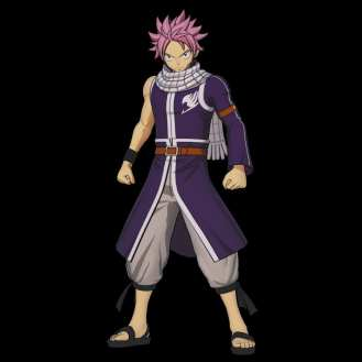 Natsu - Grand Magic Games Team Costume