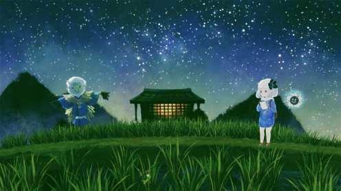 Sumire no Sora (1)