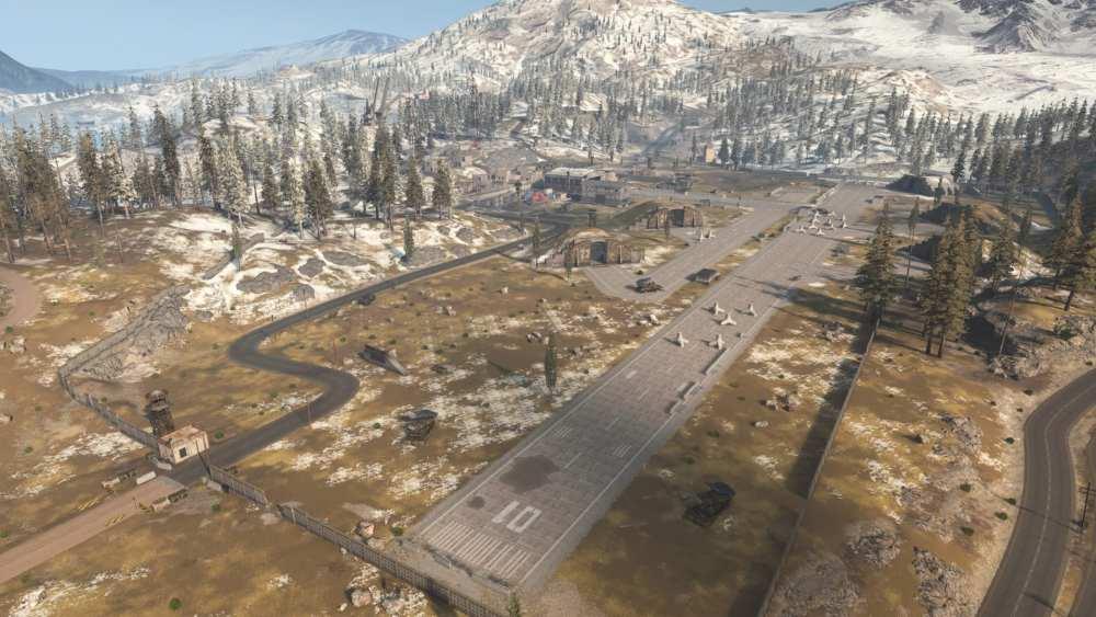 warzone, map changes, season 4