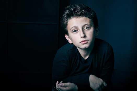 August Maturo (12 years old)