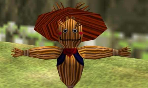 bonooru, scarecrow, ocarina of time