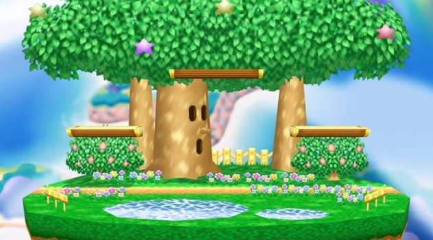 Dreamland (64, Melee, 3DS, Wii U, Ultimate)