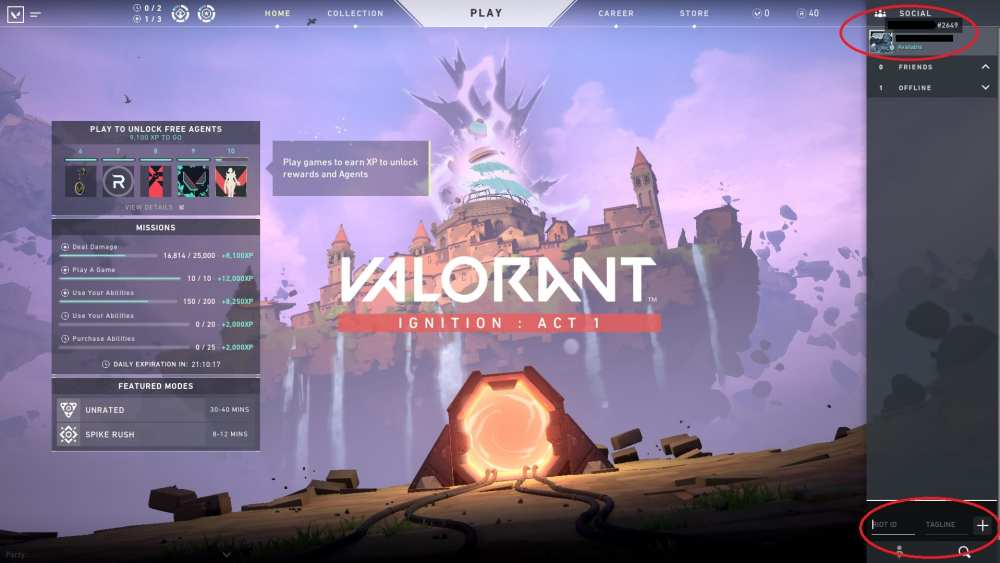 How to Add Friends in Valorant