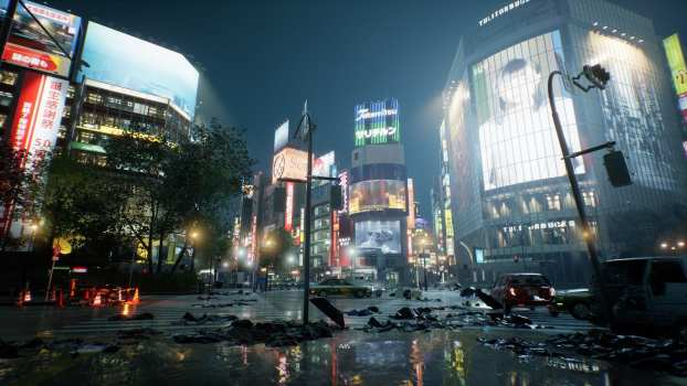 #9 - Ghostwire Tokyo
