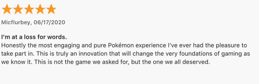 pokemon smile reviews