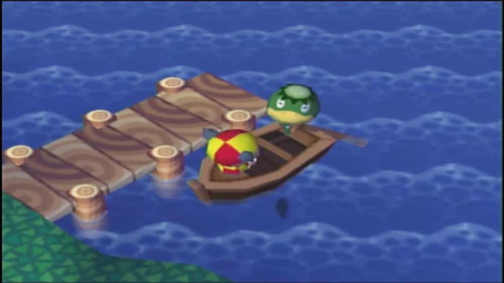 kapp'n, animal crossing