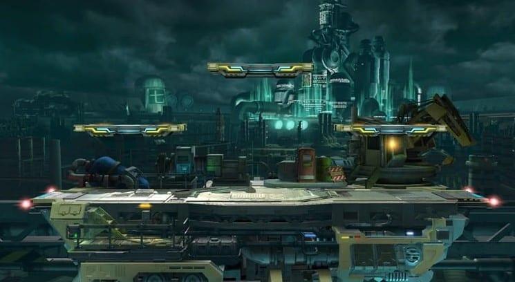 Midgar (3DS, Wii U, Ultimate)