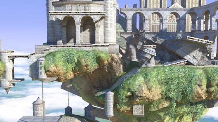 Temple (Melee, Brawl, Wii U, Ultimate)