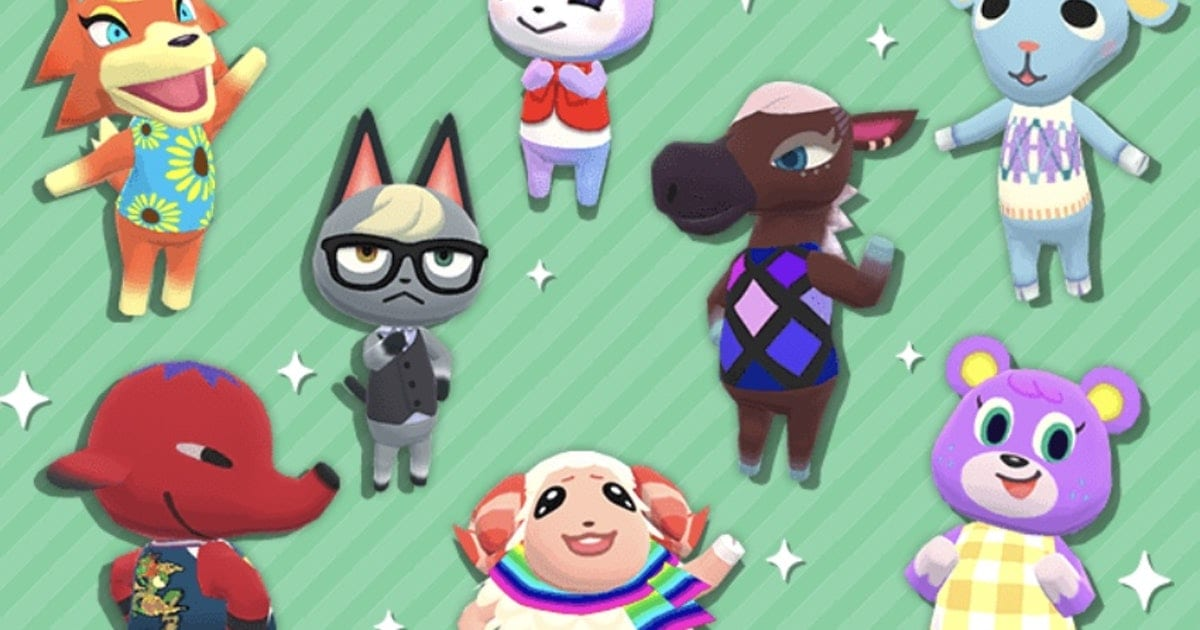 What Animal Crossing Villager Would You Be? Take This Quiz ...