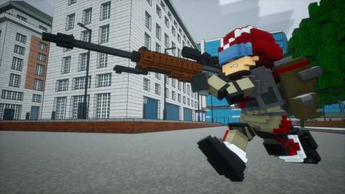 Earth Defense Force World Brothers (18)