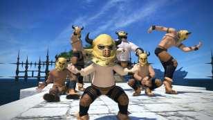 Final Fantasy XI Dragon Quest X (1)