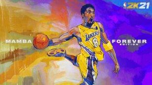 NBA 2K21 Kobe 8