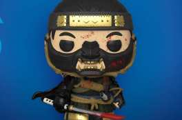 funko pop ghost of tsushima