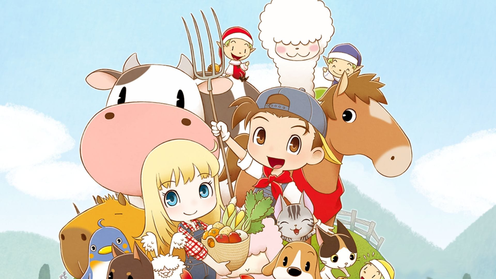 Story of Seasons: Friends of Mineral Town Critic Review