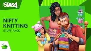 Sims 4 Nifty Knitting