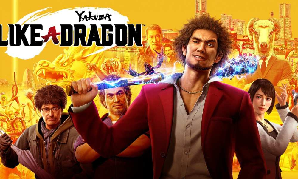 New Yakuza: Like a Dragon Trailer Is All About the Xbox Series X & S Version; It's as Epic as You Expect