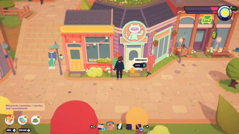 how to increase inventory size in Ooblets