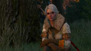 witcher 3, story quest, ciri's momento