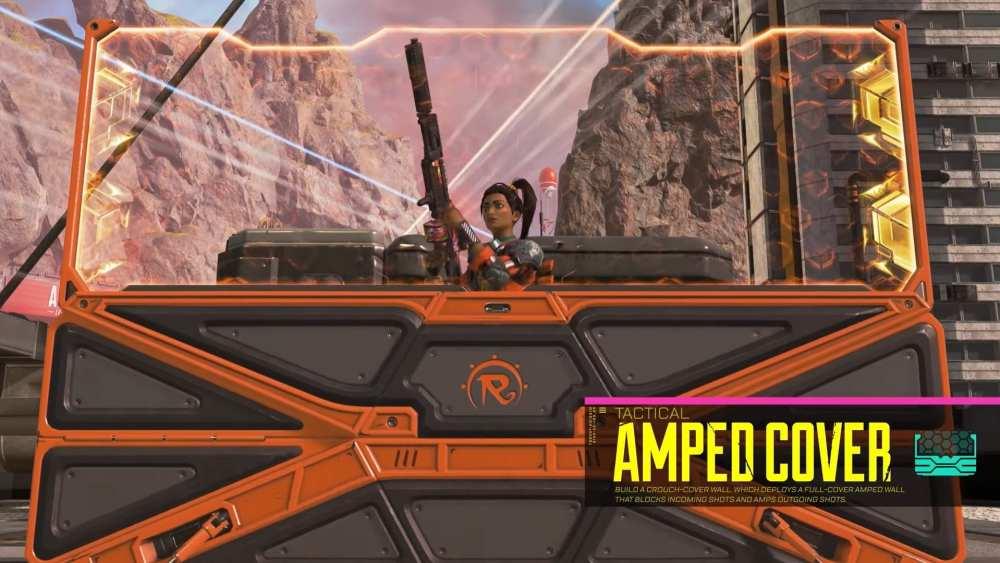 Apex Legends Rampart Abilities