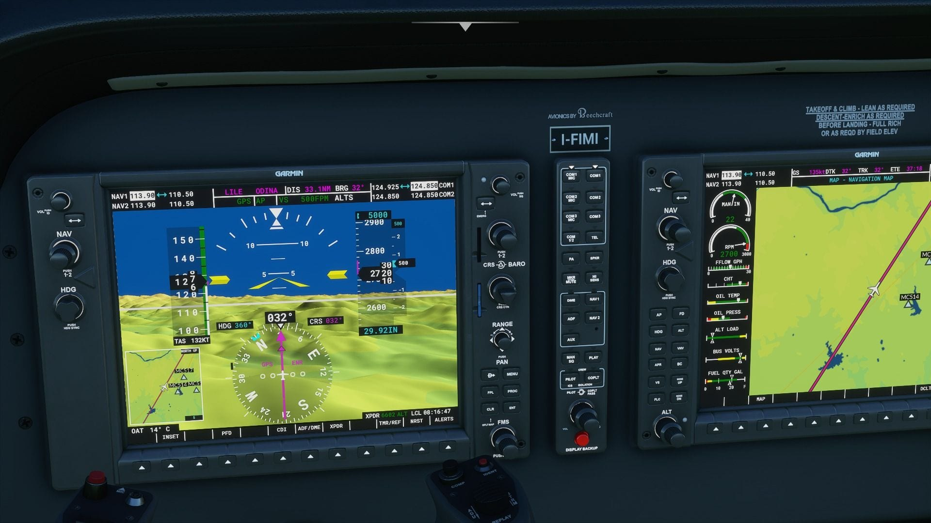 how to use autopilot in microsoft flight simulator