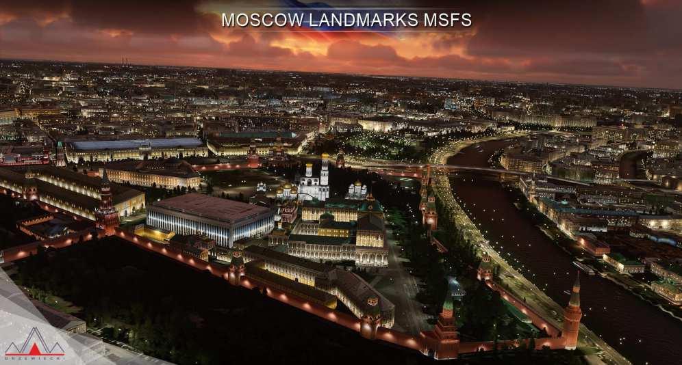 Microsoft Flight Simulator Moscow (2)
