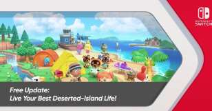 animal crossing new horizons direct video