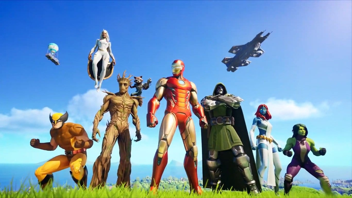 Fortnite Chapter 2 Season 4 Map What It Looks Like Among a lot of other locations, dusty divot was implemented which replaced the old dusty depot after it was grounded by a meteor. fortnite chapter 2 season 4 map what