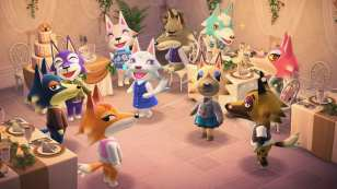 Animal Crossing Wolf Quiz