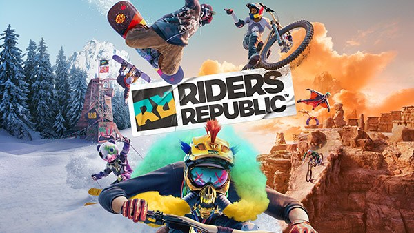 Multiplayer Excessive Sports activities Recreation, Riders Republic, Revealed By Ubisoft 1