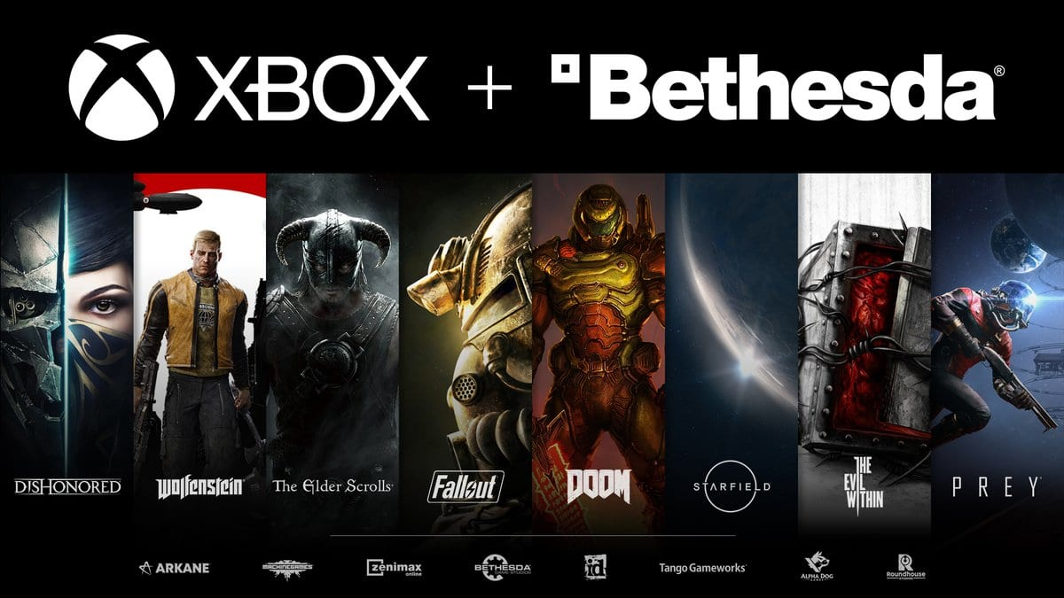 Phil Spencer Believes Bethesda Will Be Essential to Xbox's Progress; Excited About Introduced & Unannounced Video games 1
