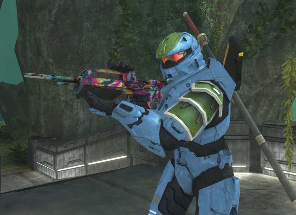 Halo 3 Weapon Skins