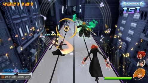 Kingdom Hearts Melody of Memory (12)