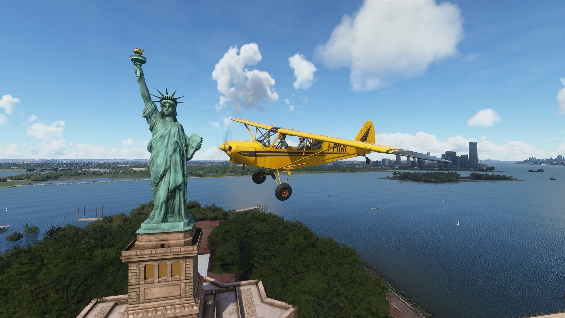 Microsoft Flight Simulator's Free USA World Replace Detailed; Airports Embody Atlanta, Dallas/Fort Price & Extra 1