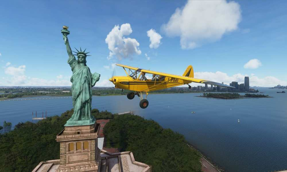 Microsoft Flight Simulator's Free USA World Update Detailed; Airports Include Atlanta, Dallas/Fort Worth & More