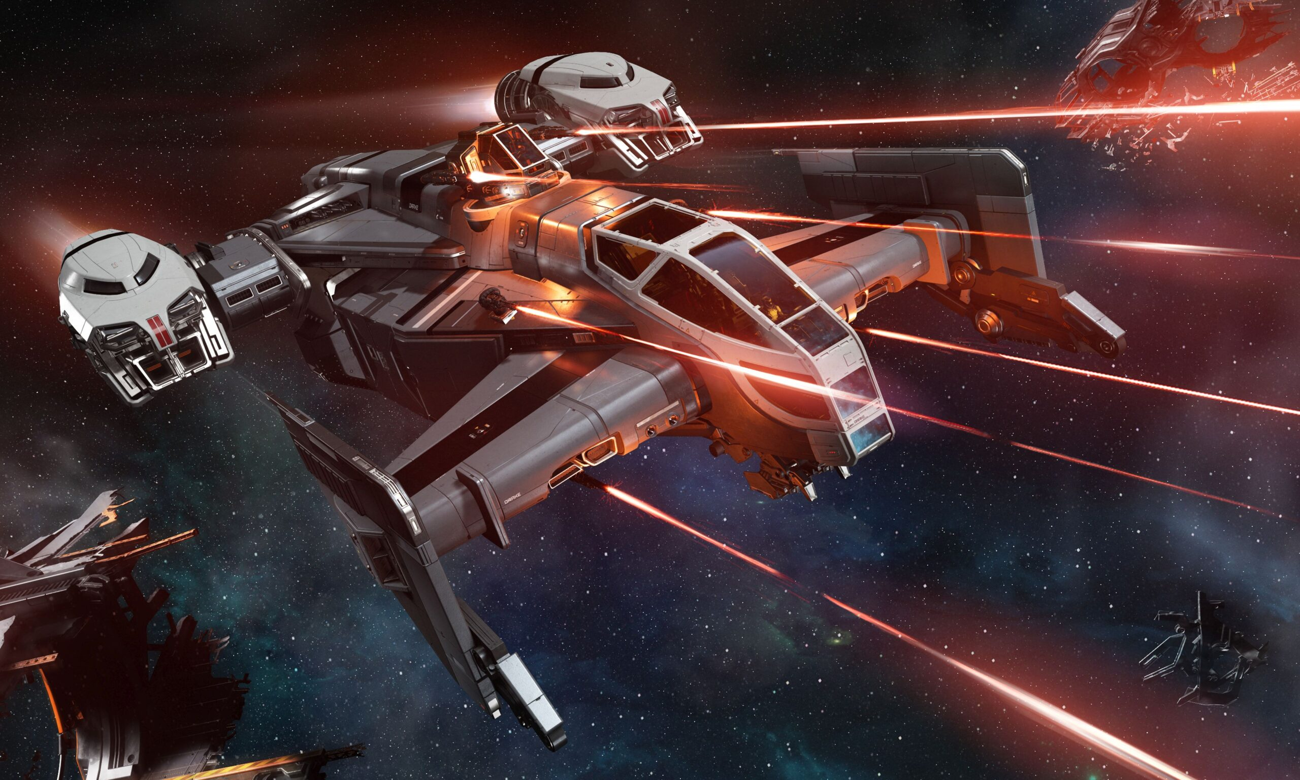 Star Citizen Movies Present New Mining UI, WIP Docking, & Extra as Crowdfunding Passes $316 Million 1